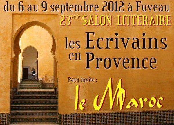 23ème Salon littéraire de Fuveau