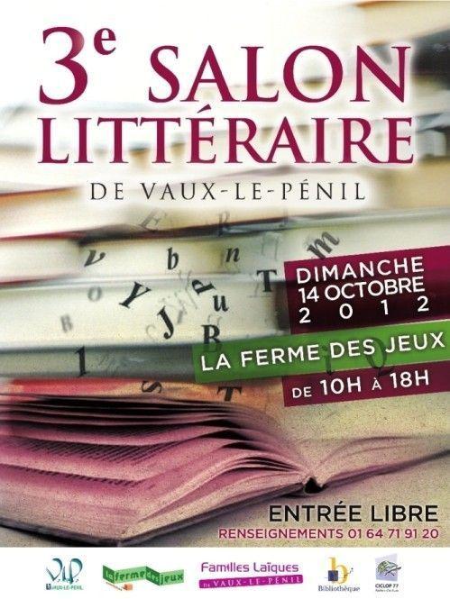 3éme Salon littéraire de VAUX-LE-PENIL